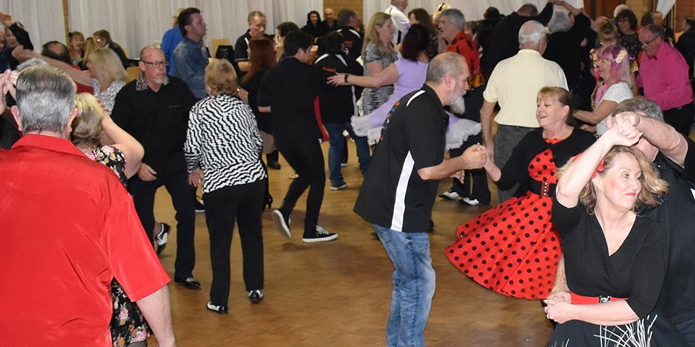 Legends 50s Rock and Roll Club dance